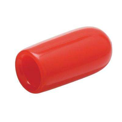 #8 Red Rubber Screw Protectors (2-Piece)