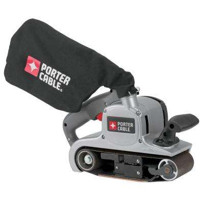 8 Amp 3 in. x 21 in. Belt Sander