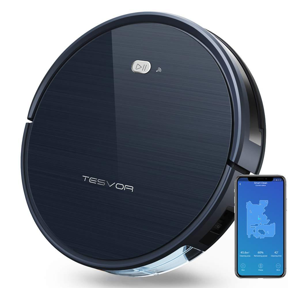 Tesvor X500 Wi-Fi Connected Robot Vacuum Cleaner