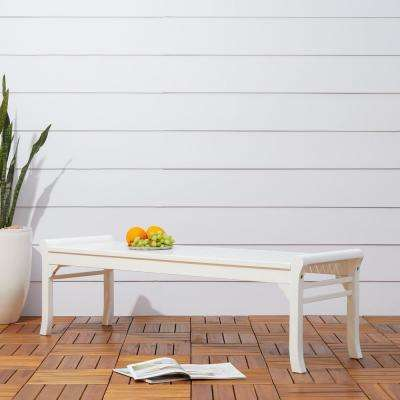 Bradley 5 ft. Backless Patio Bench