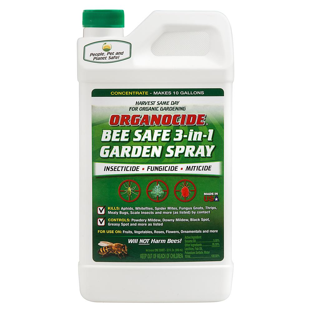 Organocide 1 Qt Organic Fungus And Pest Control 100052354