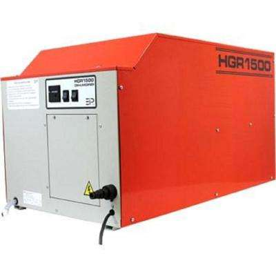 HGR1500 105-Pint Bucketless Dehumidifier with Internal Condensate Pump