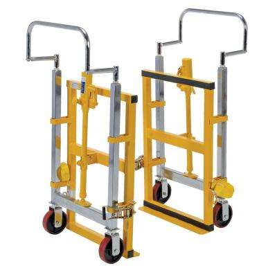 4,000 lb. Capacity Furniture and Crate Movers Hydraulic