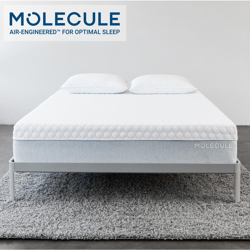 Molecule 1 Air-Engineered 12 in. Memory Foam King Mattress