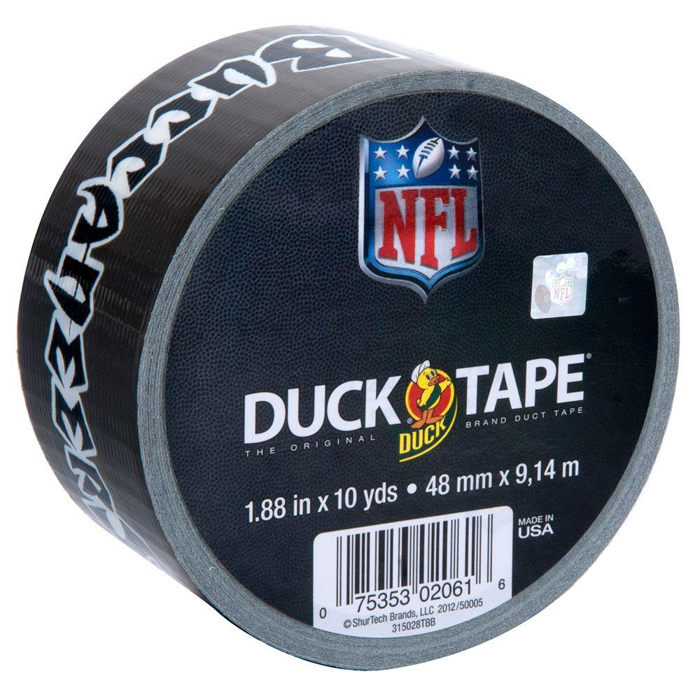 Duck 1.88 in. x 10 yds. Tampa Bay Buccaneers Duct Tape