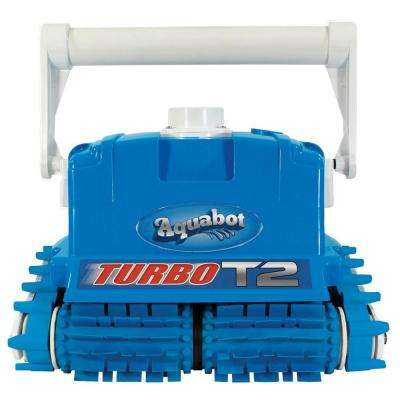 Turbo T2 Cleaner with Caddy for In-Ground Pools