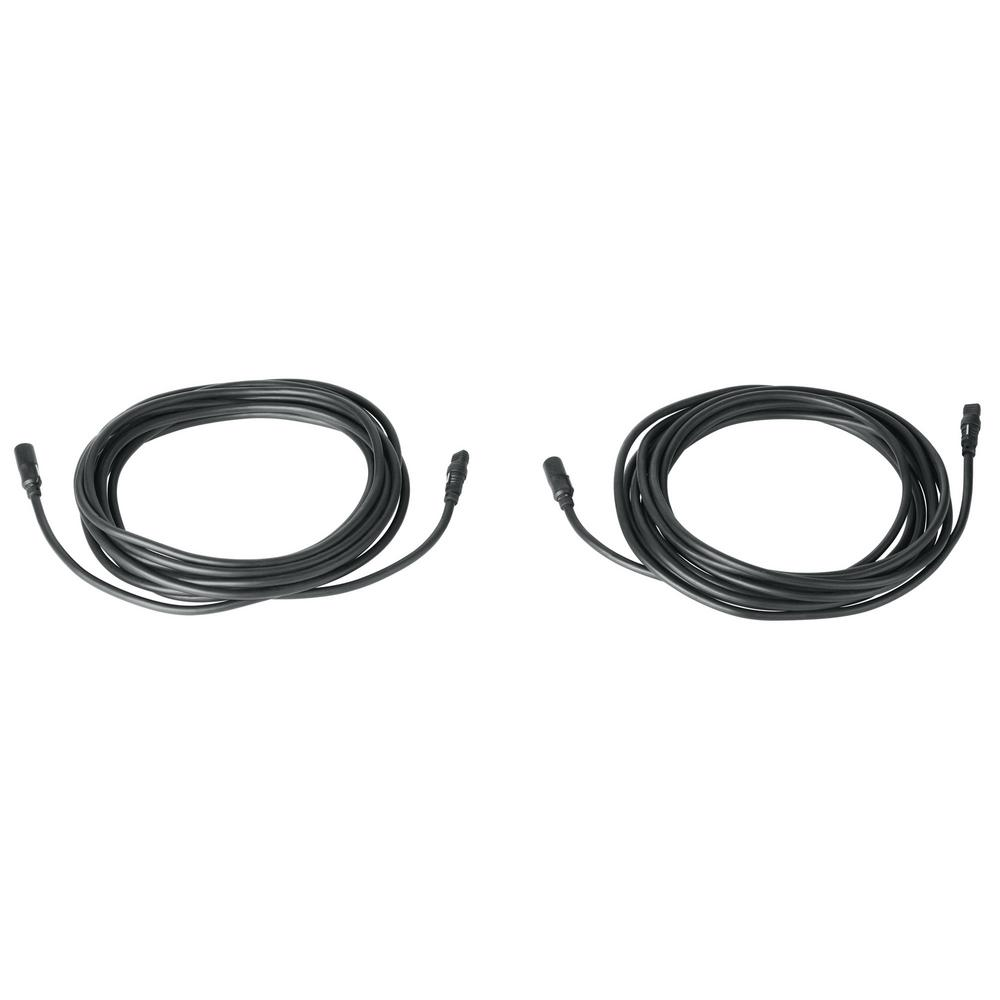 F-Digital 196 in. Rain Shower Extension Cables
