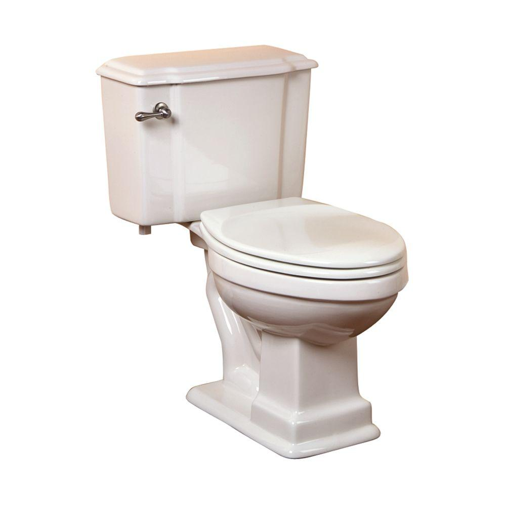 Pegasus Constitution 2-Piece Elongated Toilet in Bisque-DISCONTINUED