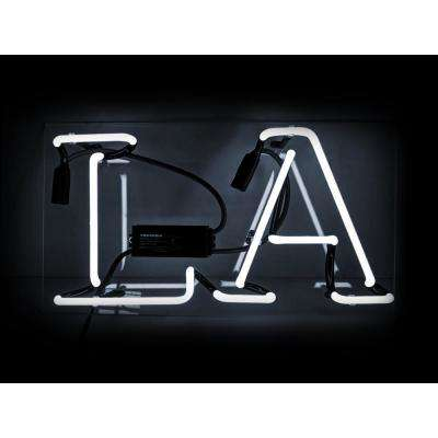 Oliver Gal 'LA' Plug-in Neon Lighted Sign