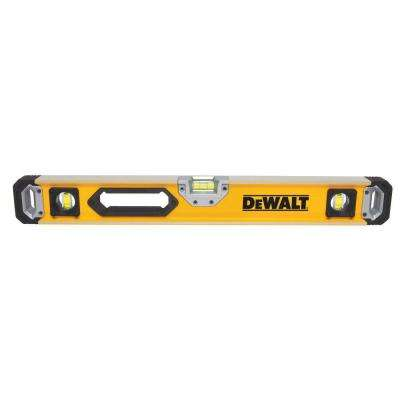 24 in. Non-Magnetic Box Beam Level