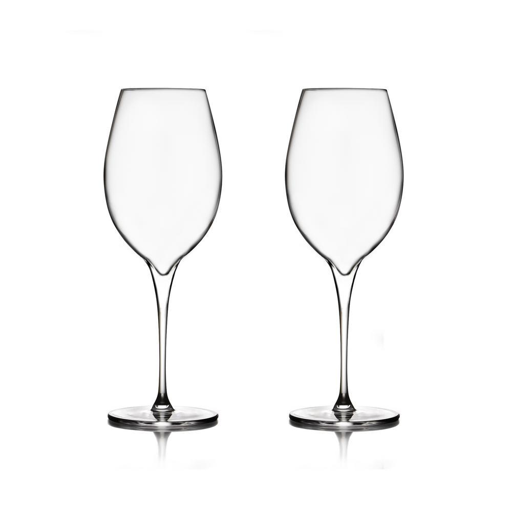 Vie 20 oz. Pinot Grigio Glass (2-Pack)