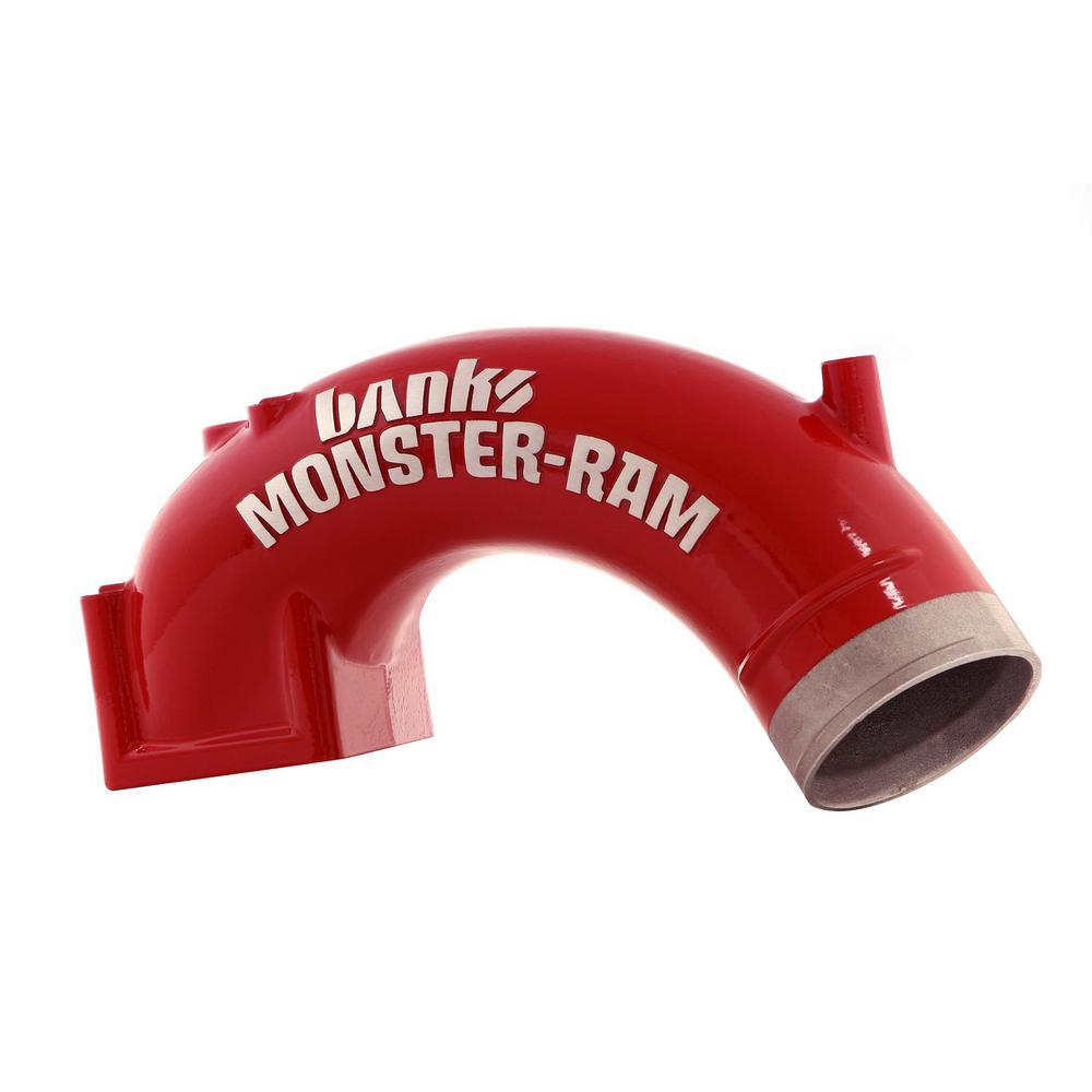 Monster-Ram Intake System for 2003-2007 Dodge 5.9 l Cummins Diesel, Stock Intercooler