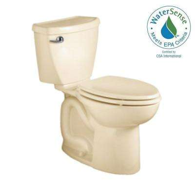 Cadet 3 Powerwash Chair Height 10 in. Rough 2-piece 1.28 GPF Single Flush Elongated Toilet in Bone