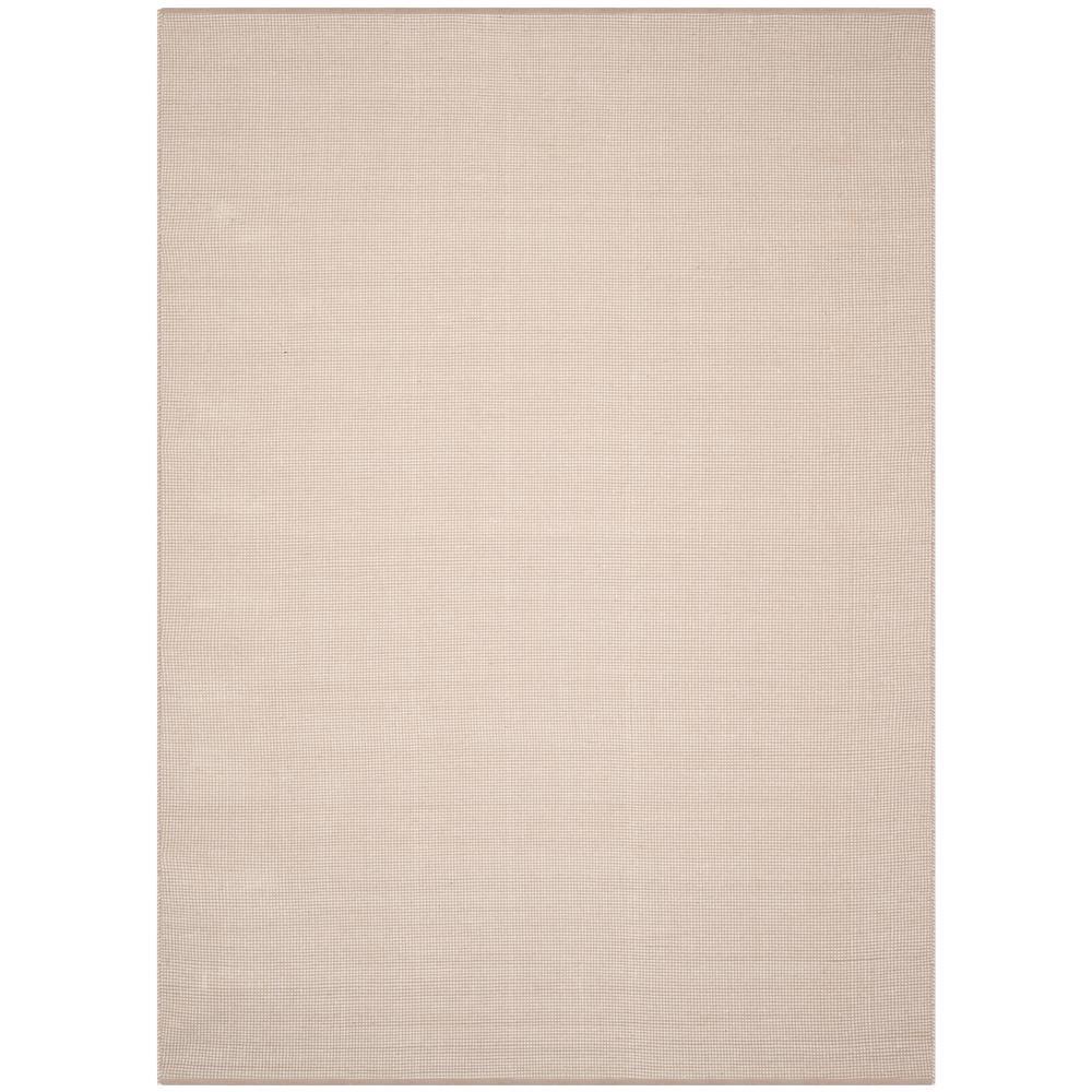 Montauk Ivory/Gray 6 ft. x 9 ft. Area Rug
