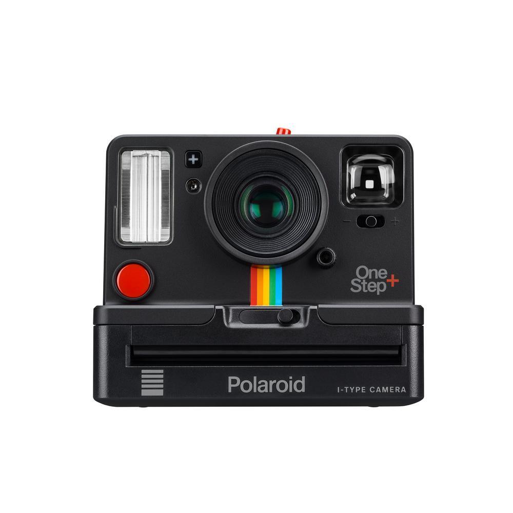 Polaroid Originals OneStep+ Instant Camera, Black