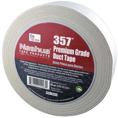 1.89 in. x 60.1 yds. 357 Ultra Premium Duct Tape