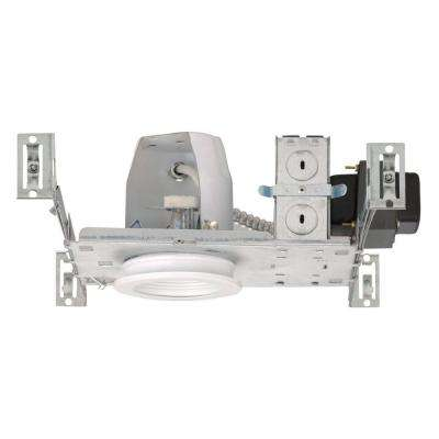 NICOR 3 in. Recessed Line-Voltage Non-IC Rated Housing