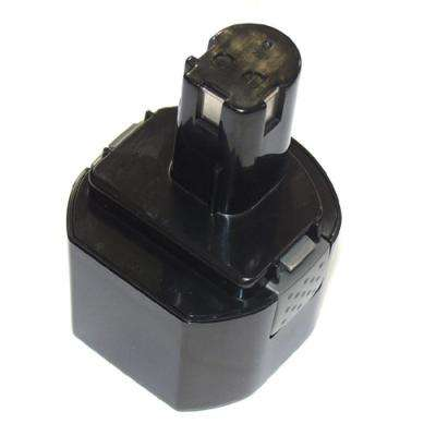 9.6-Volt NiMH Battery Compatible for Ryobi Power Tools