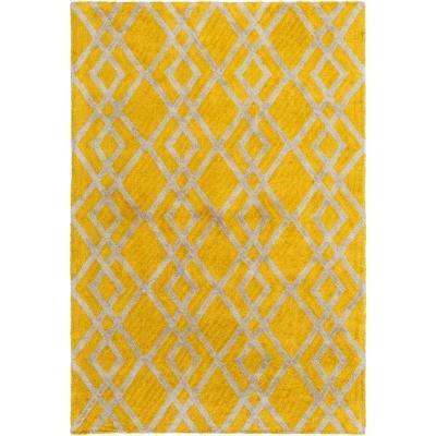 Yellow Area Rugs Rugs The Home Depot