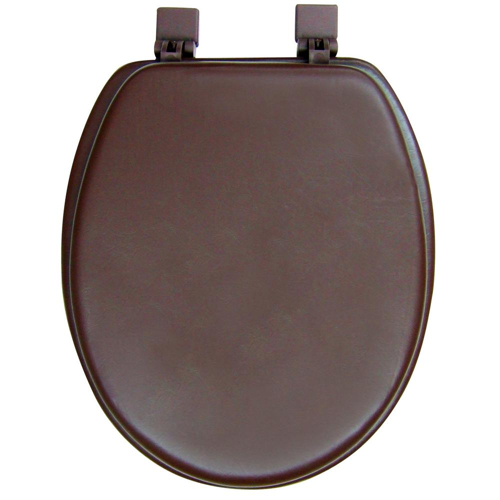 classique ginsey elongated closed front soft toilet seat. Black Bedroom Furniture Sets. Home Design Ideas