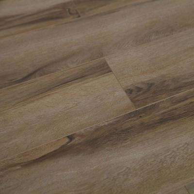 Classical Oak 12 mm Thick x 6.65 in. Wide x 48 in. Length Click-Locking Laminate Flooring Plank (17.68 sq. ft. / case)