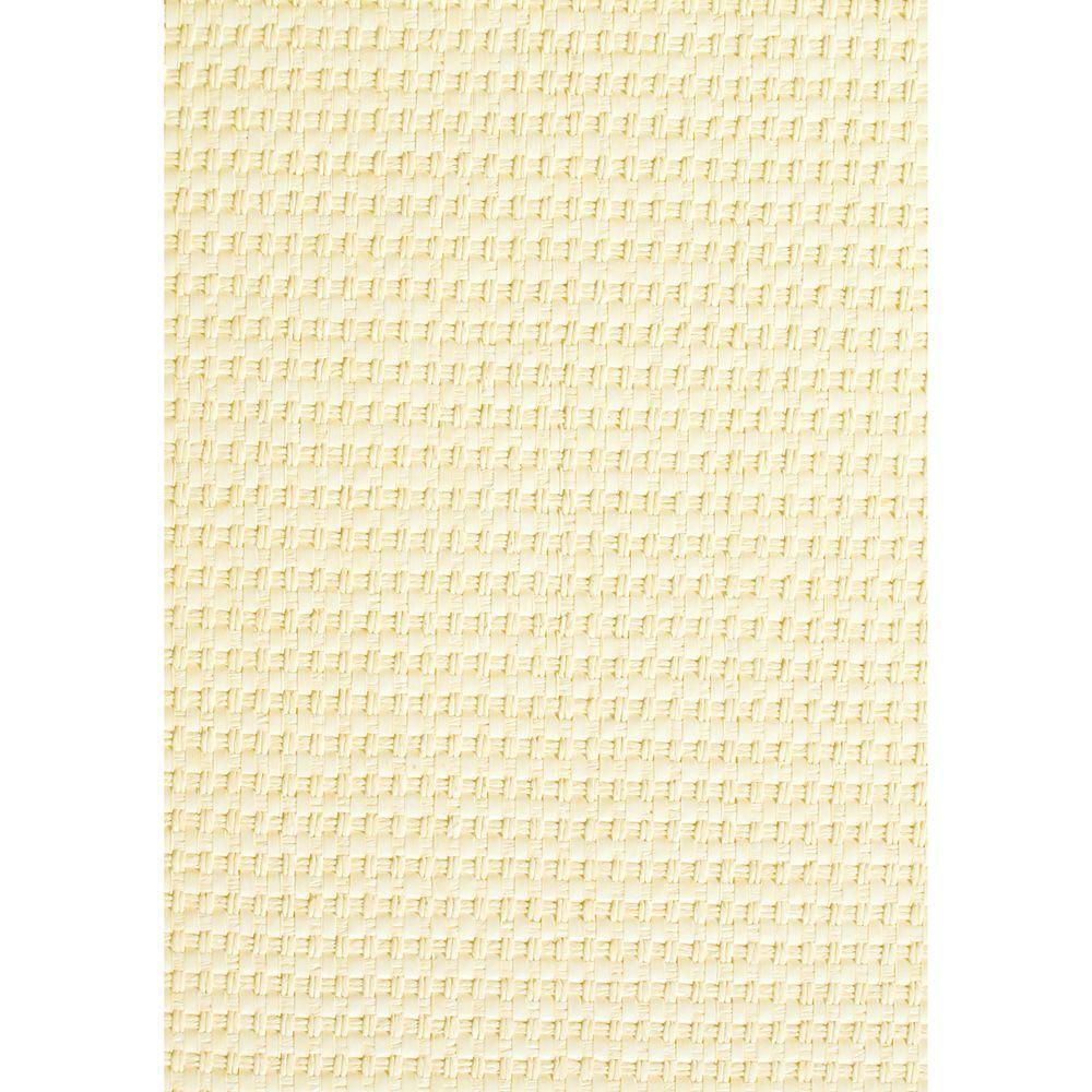 The Wallpaper Company 72 sq.ft. Bone Cascade Wallpaper-DISCONTINUED