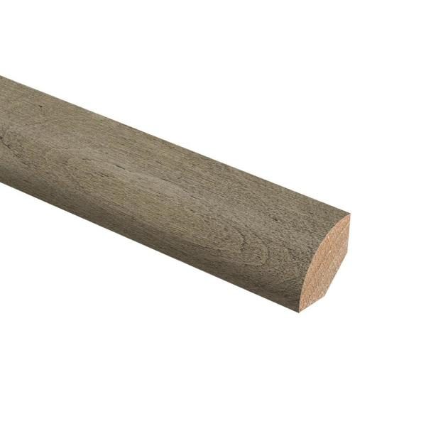 Latte Light Birch 3/4 in. Thick x 3/4 in. Wide x 94 in. Length Hardwood Quarter Round Molding