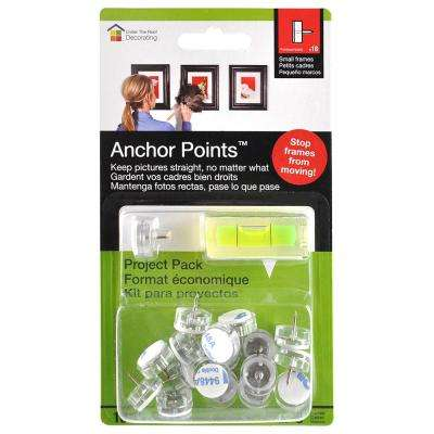 Picture Hanging Anchor Points