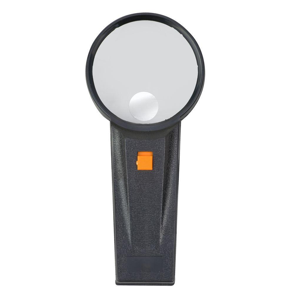 null Illuminated Bifocal Magnifier