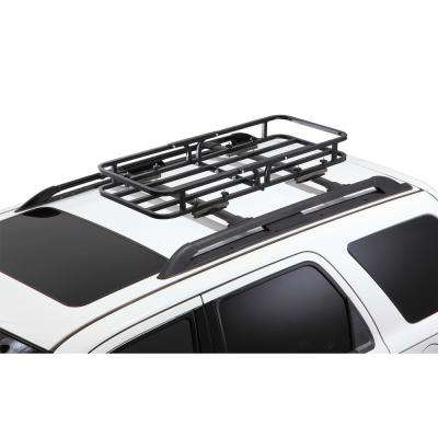 2-in-1 Cargo Carrier and Roof Basket
