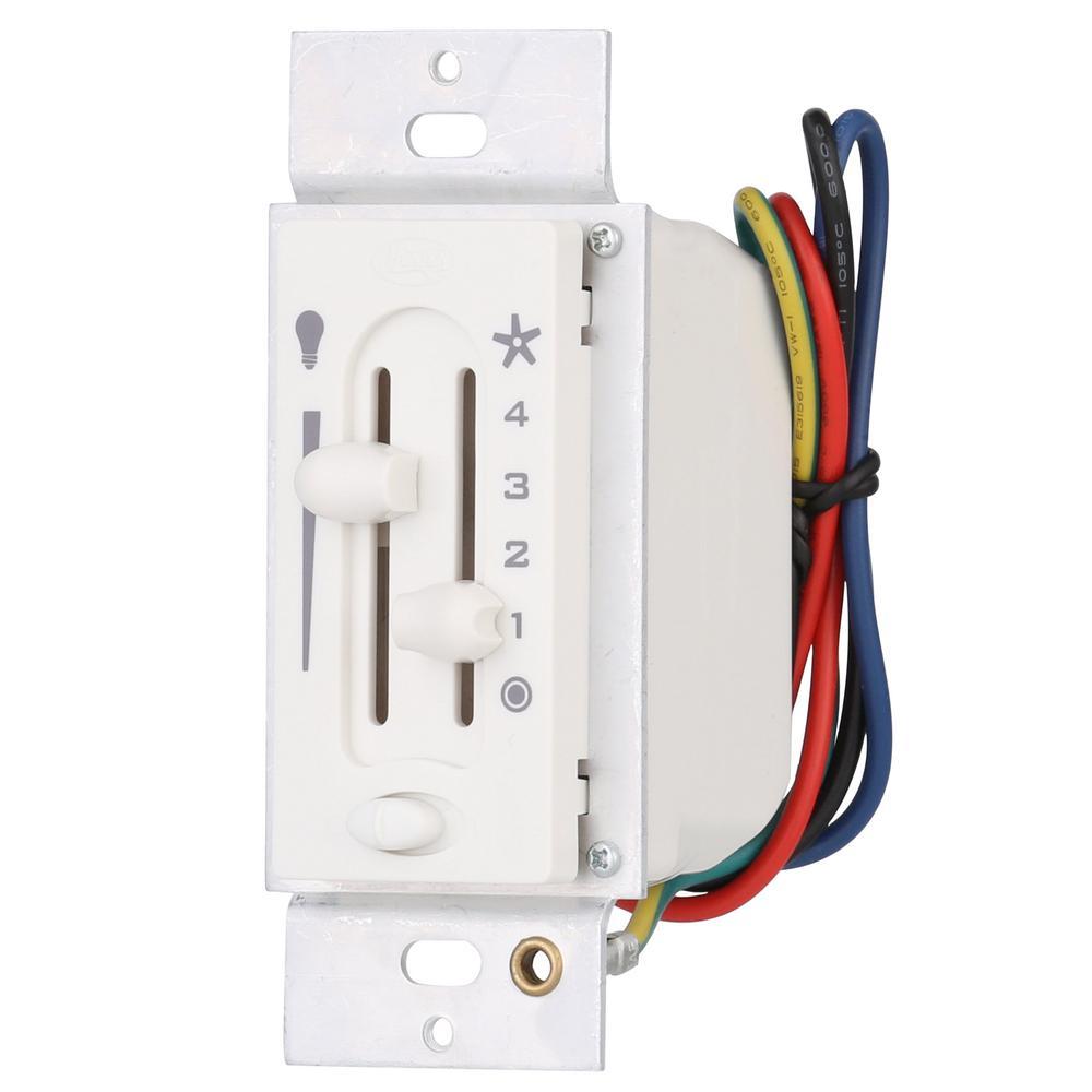 Hunter Fan Switch 27183 Wiring Diagram