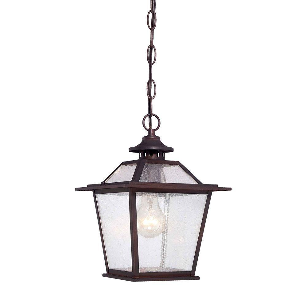 acclaim lighting salem collection hanging 1 light