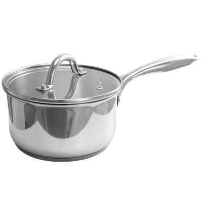 Saunders 2.5 Qt. Sauce Pan with Lid