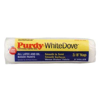 WhiteDove 9 in. x 3/8 in. Paint Roller Cover