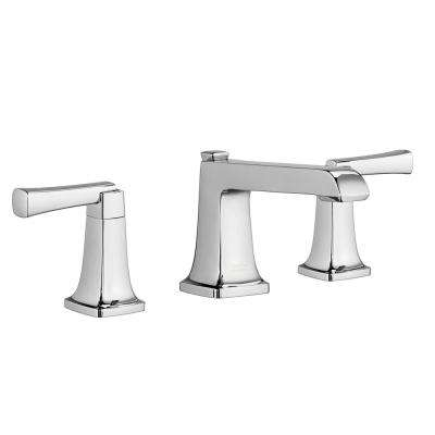 Townsend 8 in. Widespread 2-Handle Bathroom Faucet in Polished Chrome