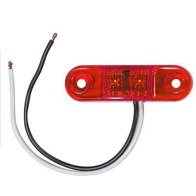 LED Mini Side/Clearance Light, Red