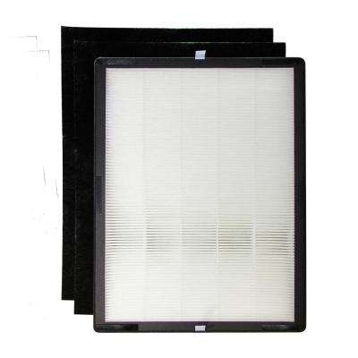 Replacement Value Pack with HEPA EcoSilver Pre-Filter for HP700 Air Purifier Series