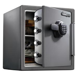 SentrySafe SFW123GTC 1 23 cu ft Fireproof Safe and