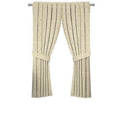 Donnington Window Curtain Panel in Linen - 52 in. W x 84 in. L