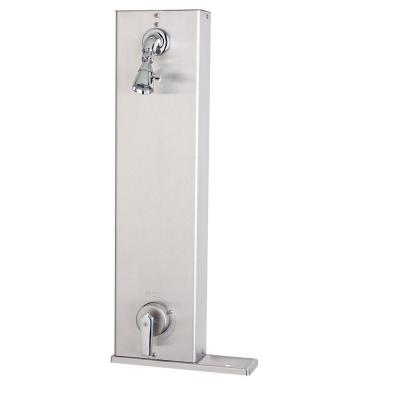 Sentinel Mark II Single Lever Shower Valve Combination in Polished Chrome (Valve Included)