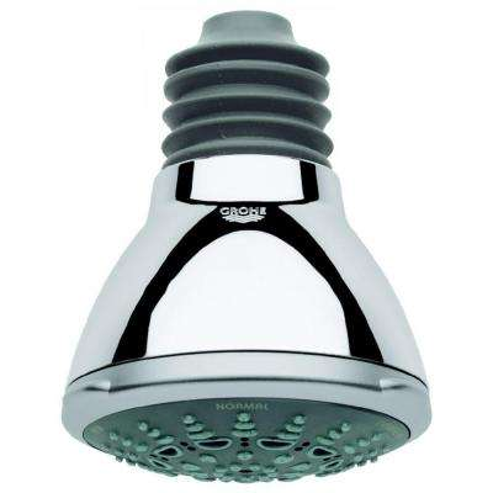 Movario 5-Spray 3-7/8 in. Showerhead in Chrome