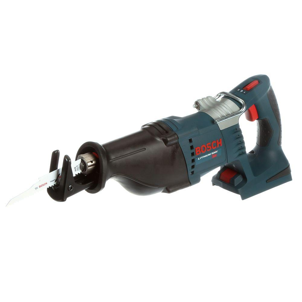 36 Volt Lithium-Ion Cordless Electric Variable Tool Reciprocating Saw (Tool-Only)