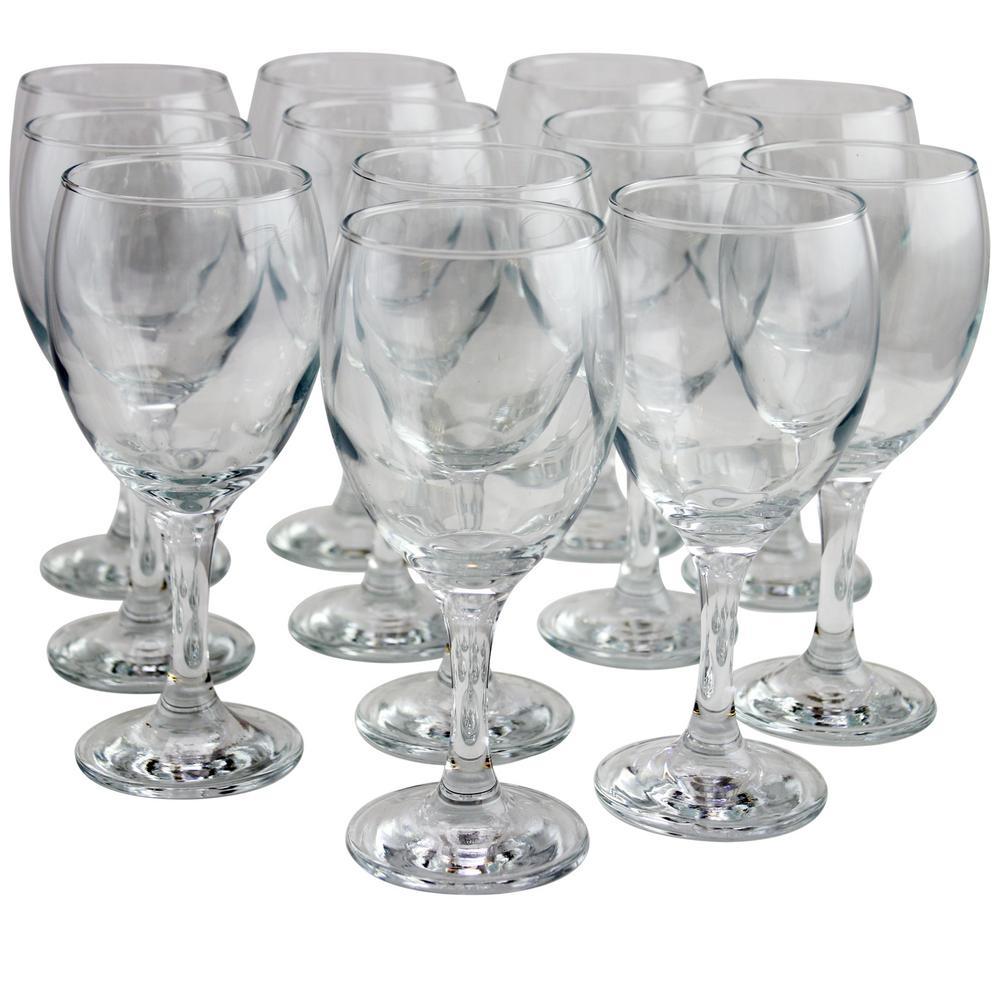 Prestige 11.75 oz. All Purpose Wine Glass (12-Pack)