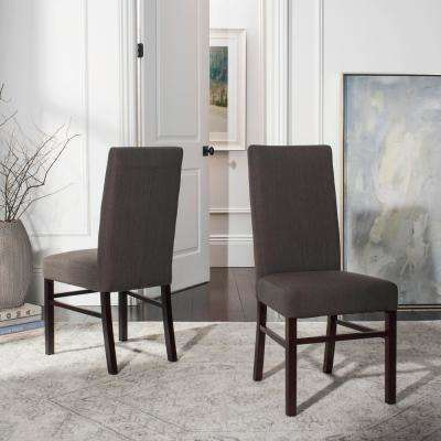 Charcoal Brown Dining Chair (Set of 2)