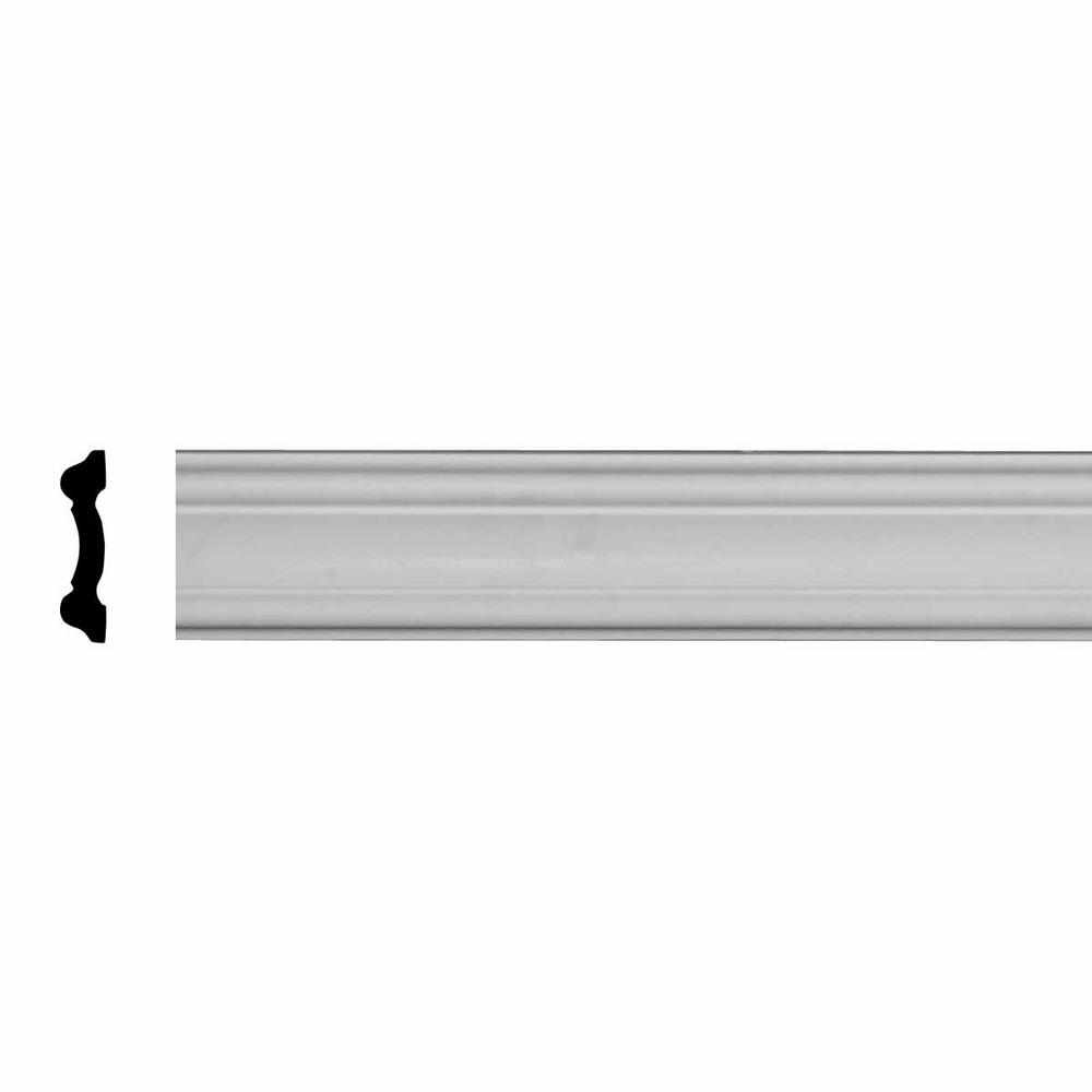 chair rail. 3/4 In. X 3-1/4 94- Chair Rail