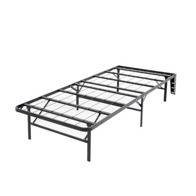 Malouf Structures High Rise Twin Xl Metal Bed Frame St22txhr