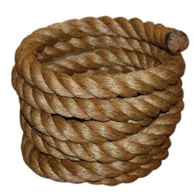 2 in. x 50 ft. Manila Rope