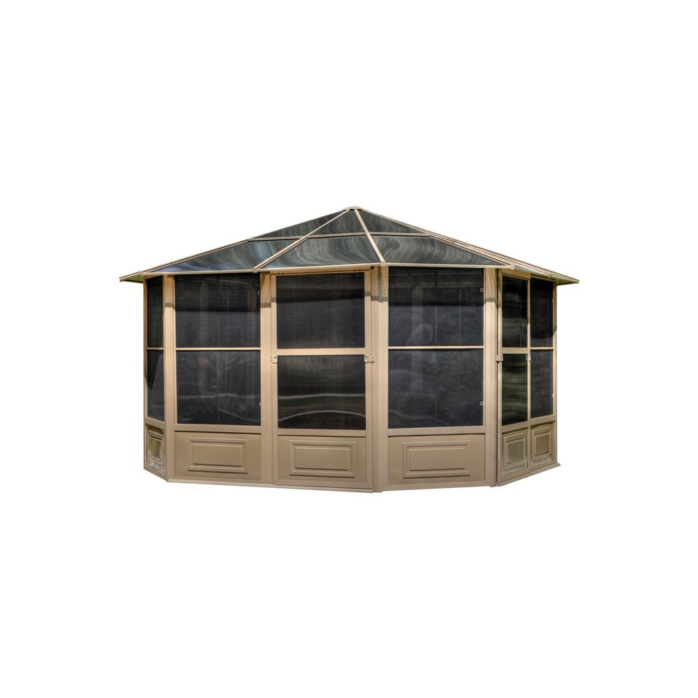 12 ft. x 12 ft. All Season Solarium