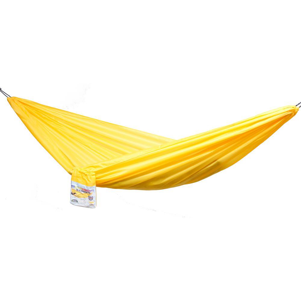 9 ft. Lightweight Parachute Polyester Hammock