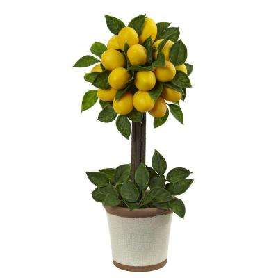 Lemon Ball Topiary Arrangement